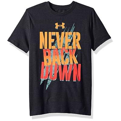 Under Armour Boys' Never Back Down T-Shirt