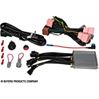 Buyers Products 8890510 Hideaway LED Strobe Conversion Kit for GMC/Chevy 1500-3500 (2014-2018), Chevy Tahoe/Suburban…