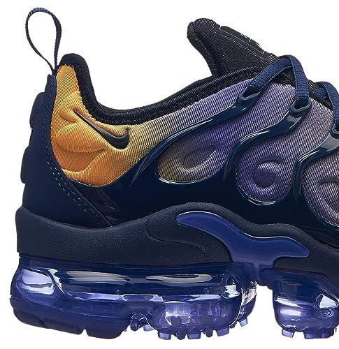 b69c9f9980 Amazon.com | Nike Womens Air Vapormax Plus Persian Violet/Black-Midnight  Navy Size 9.5 | Road Running