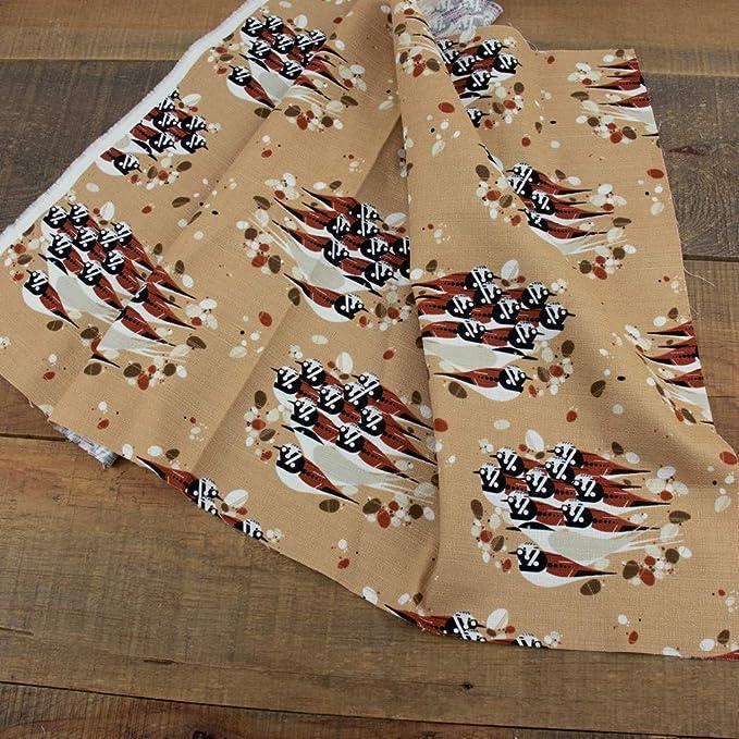 Cat Nip 12 yard Charley Harper Backyard Birch Fabrics