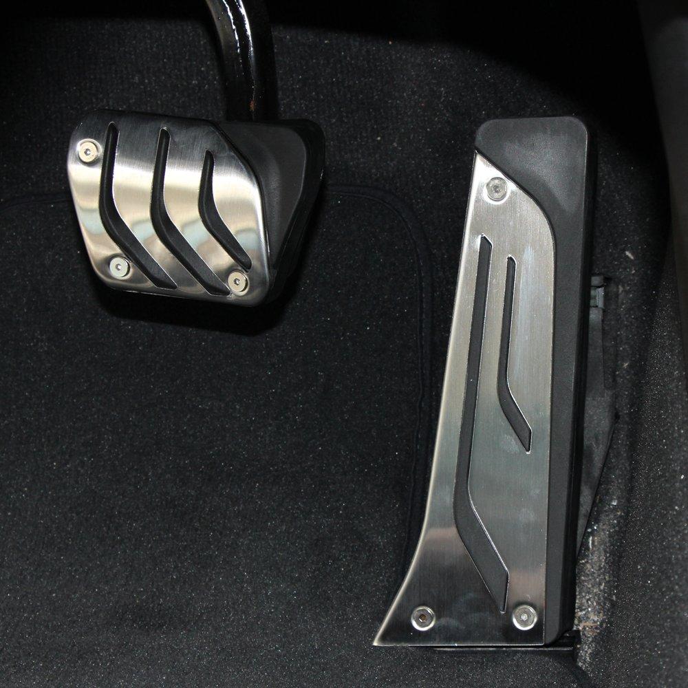 9 MOON Aluminum Sport Pedal fit BMW F20 F21 F30 F31 F35 316i 318d 320i 328i 335i
