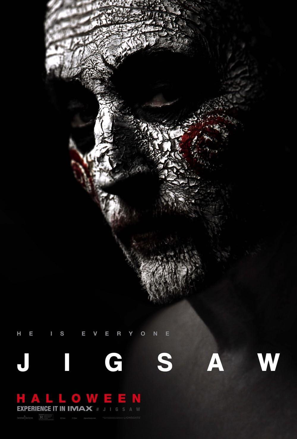 Amazon.com: Kirbis Jigsaw Movie Poster 18 x 28 Inches: Posters & Prints