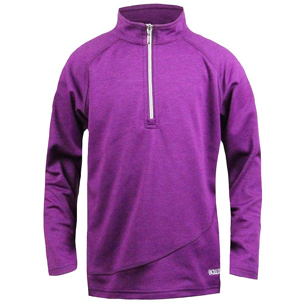 Boulder Gear Ruby 1/4-Zip Fleece Top Girls by Boulder Gear