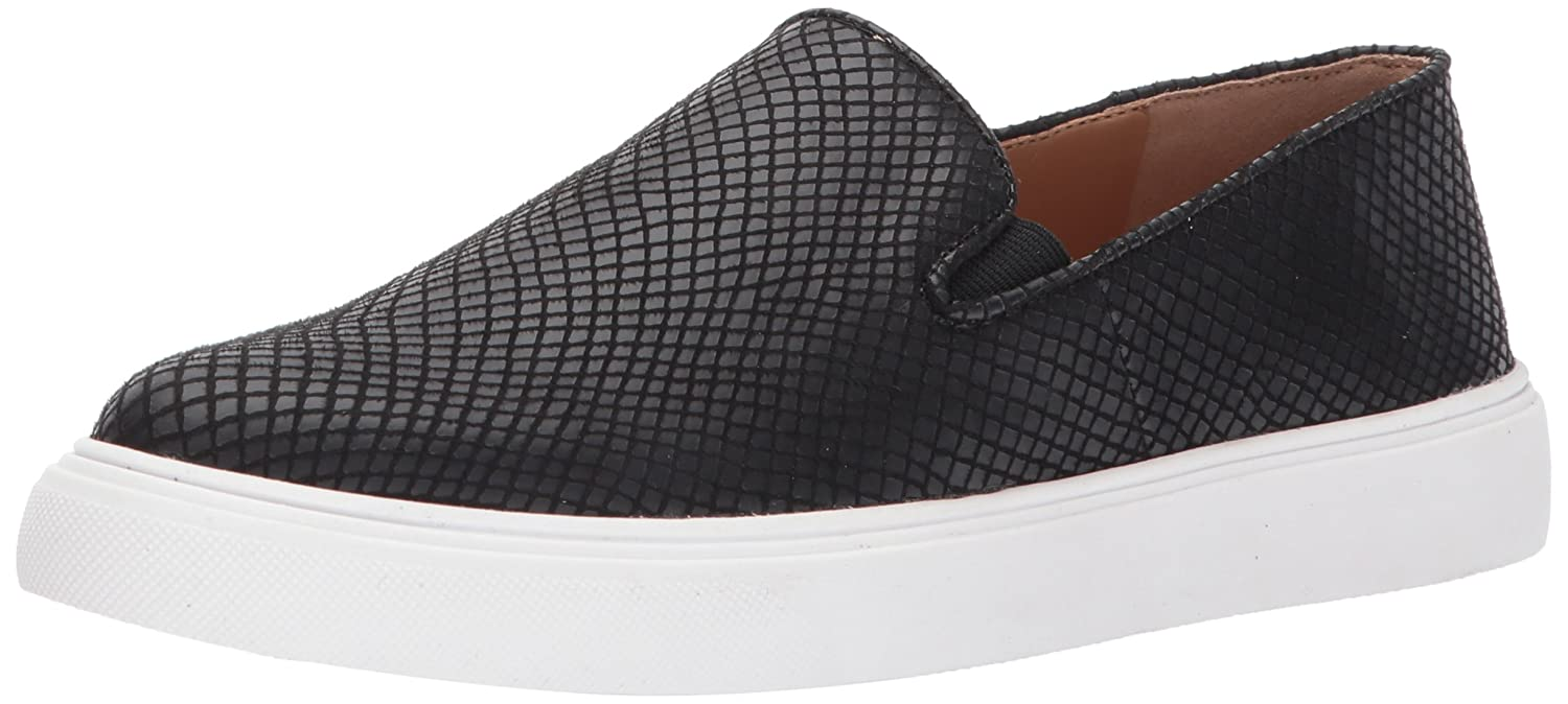 Franco Sarto Women's Mony Sneaker B0722PC368 6 B(M) US|Black