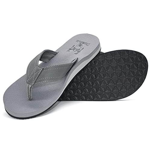 Best Yoga Shoes With Arch Support: Leather Flip Flops With Arch Support: Amazon.com
