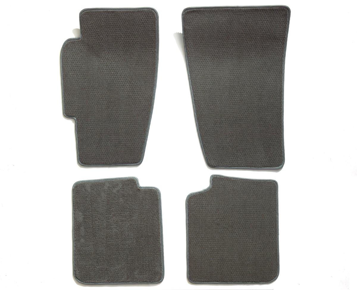 Premium Nylon, Beige Premier Custom Fit 4-piece Set Carpet Floor Mats for Lincoln MKT