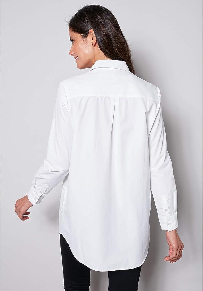 VENCA Camisa Oversize Mujer - 018605: Amazon.es: Ropa