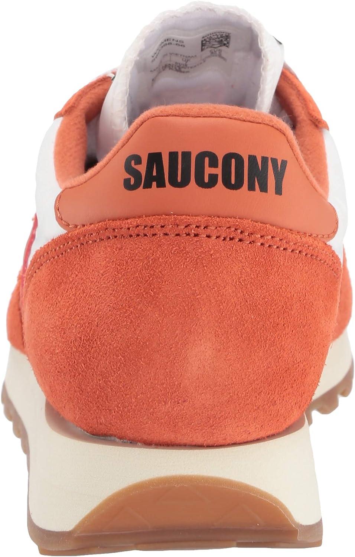 Saucony - Jazz Original - Sneakers Basses- Femme Couleur Blanc