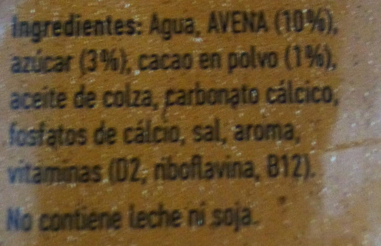 Oatly Bebida Avena con Chocolate - 250 ml: Amazon.es: Alimentación y bebidas
