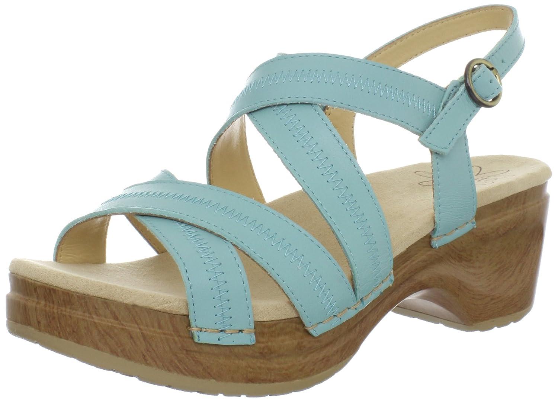 Sanita Women's Darcy Platform Sandal B008XAY8PM 41 EU/10.5-11 M US|Jade