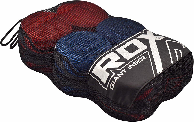 RDX Cinta Boxeo Vendas Elástico Mano Muñeca MMA  Metros Envolturas Vendaje