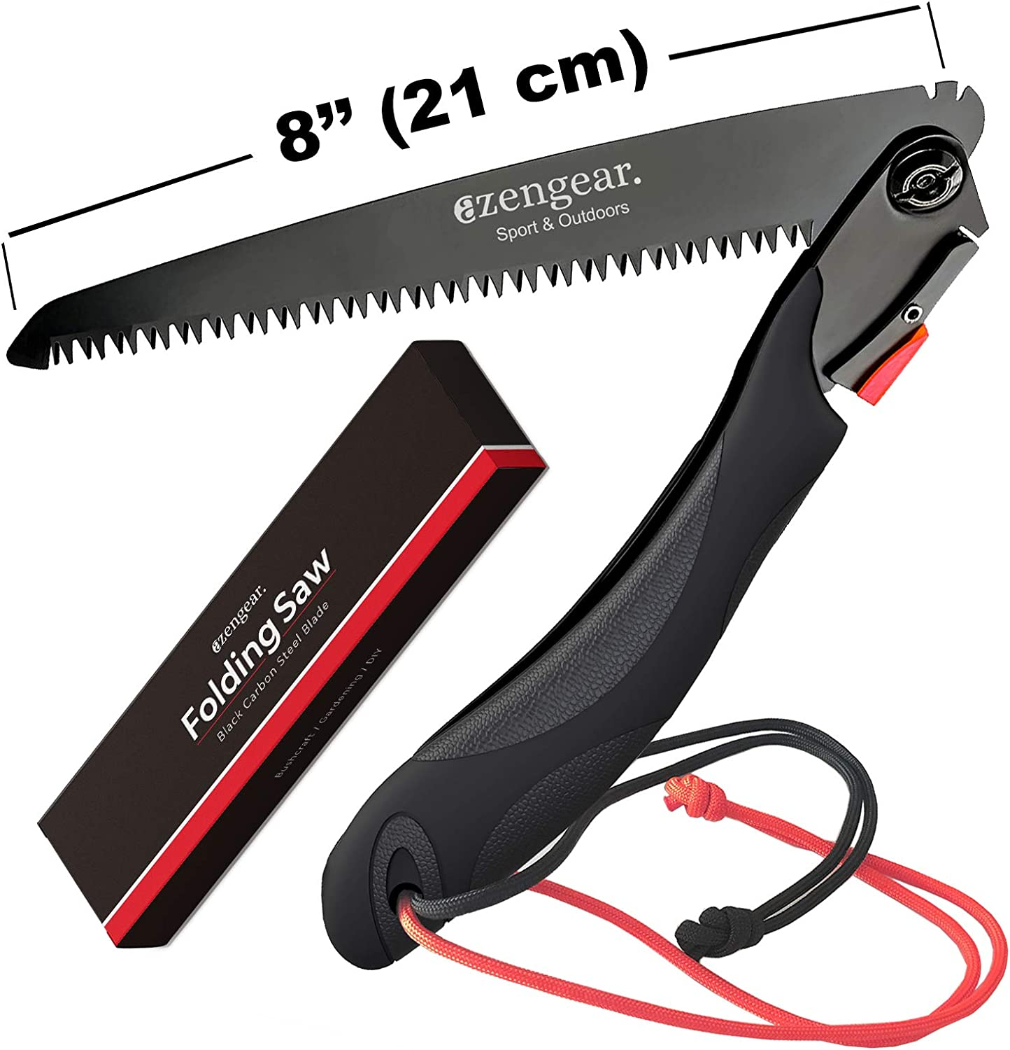 Details about  /Heavy Duty Folding Saw Extra Long Durable 11 Inches Blade Wood Camping Pruning