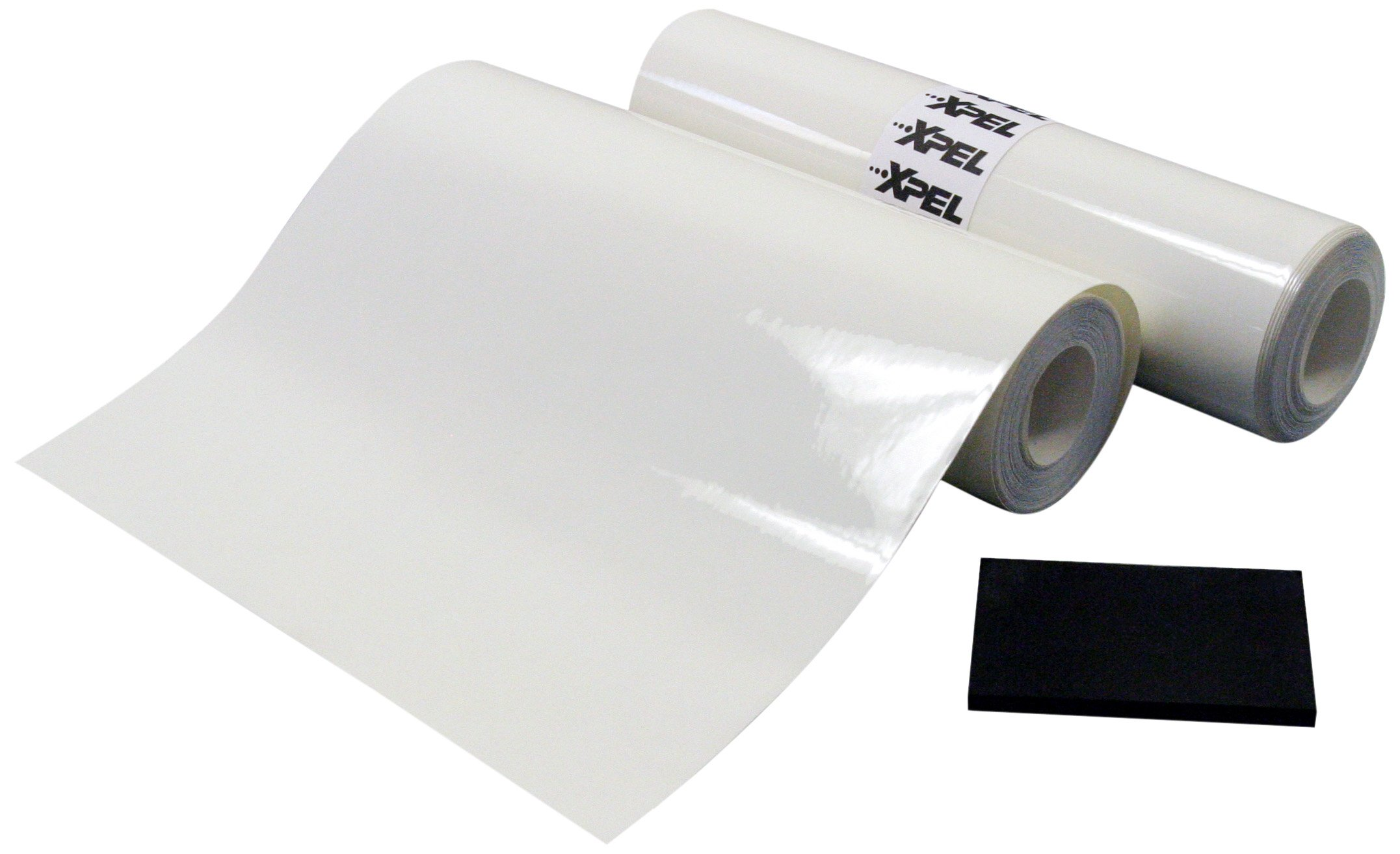 XPEL Clear Universal Rocker Panel Guard ( 9'' x 30') Paint Protection Film Kit