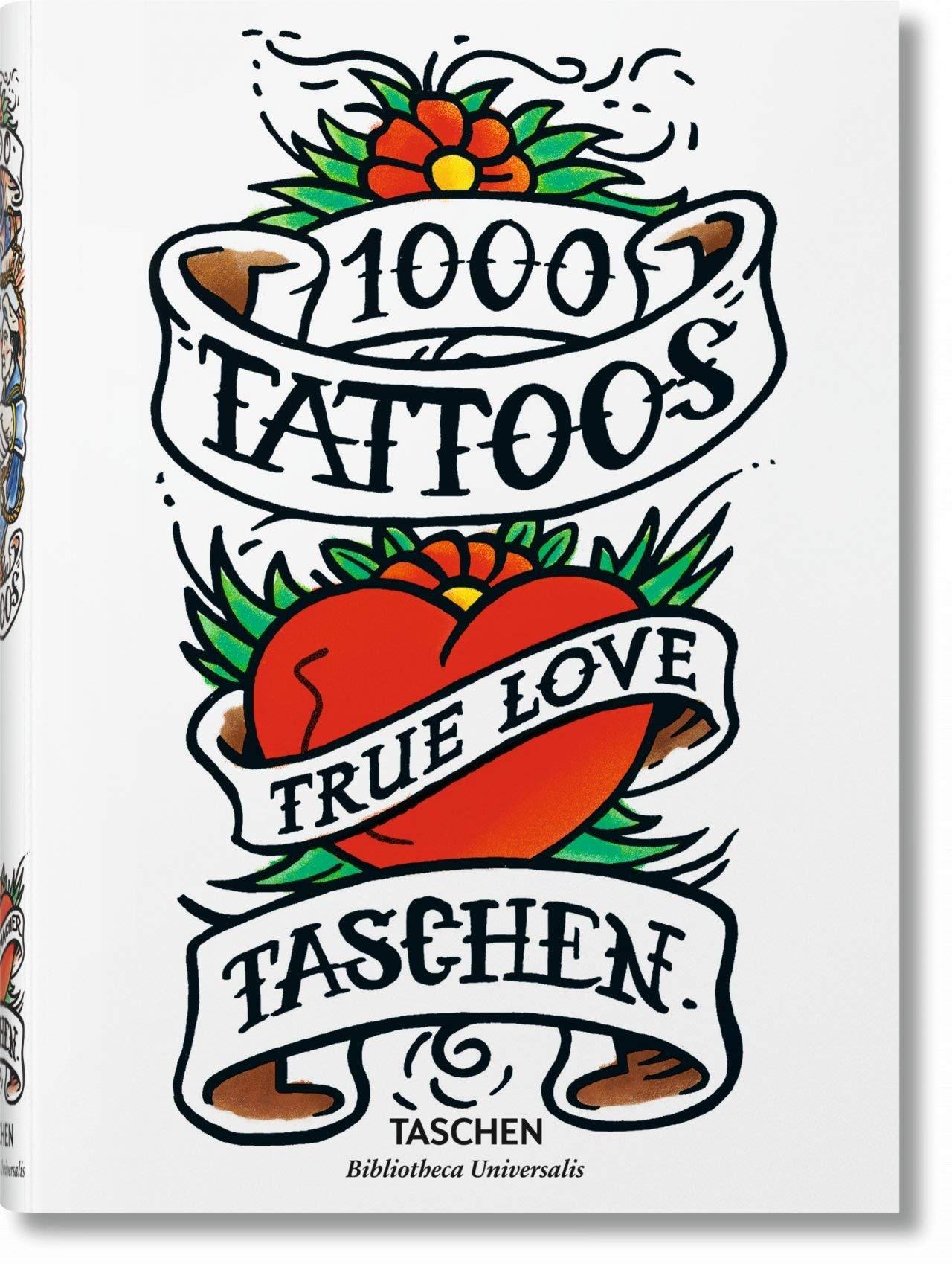 1000 Tatuajes HC: BU (Bibliotheca Universalis): Amazon.es ...