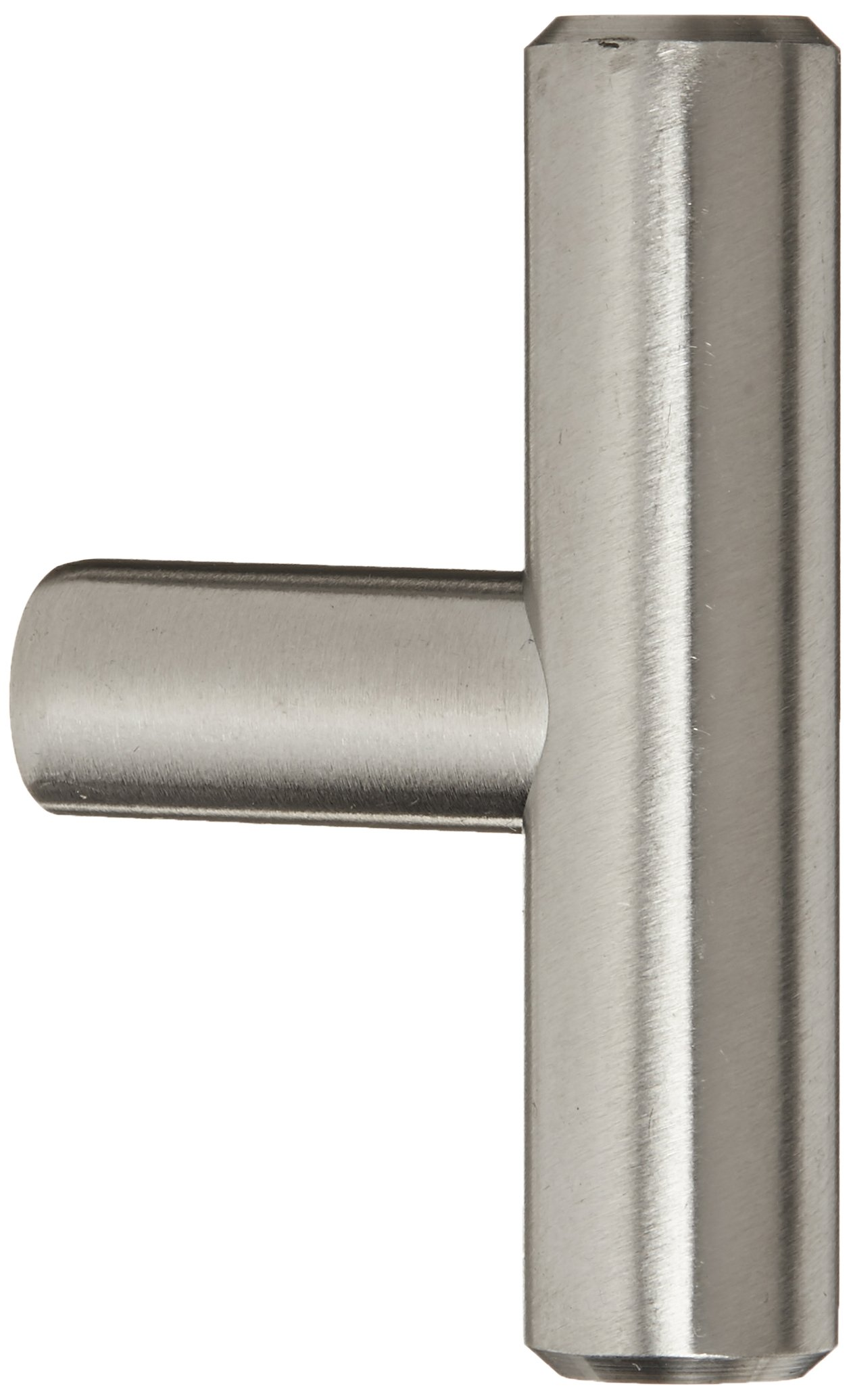 Pandora SOLID Stainless Steel Bar Pull Handle For Drawer Kitchen Cabinet Hardware 2-inch T Pull - 25 PACK