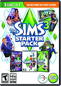 sims 3 expansion packs steam key