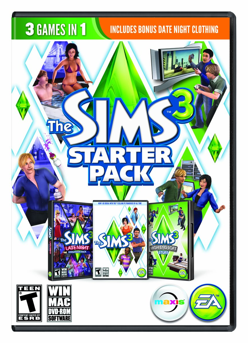 How to install the sims 3 starter pack on pc - How To Install The Sims 3 Starter Pack On Pc 5