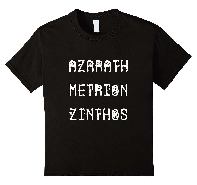 Azarath Metrion Zinthos Halloween Cranberry-Veotee
