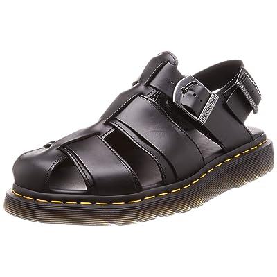 Dr. Martens Men's Kassion Ankle-High Leather Sandal | Sandals