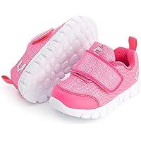 CHARLY Tenis para Bebé Niñas Light Zapatos Deportivos Zapatillas Infantiles