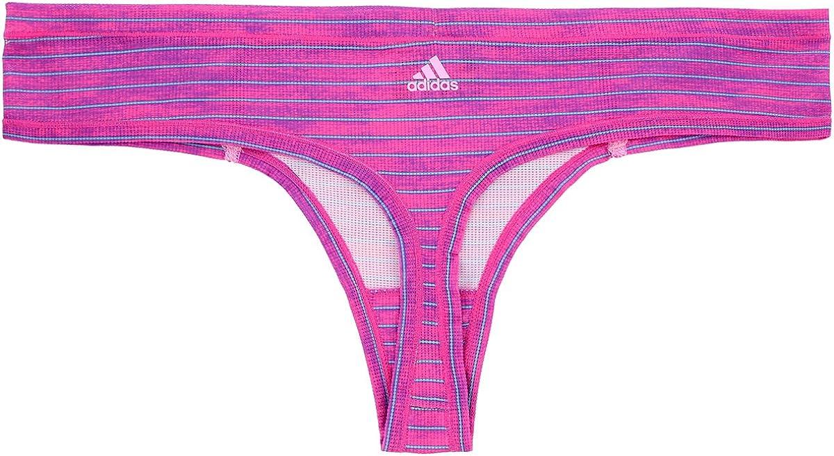 Suburbio lona infinito  Amazon.com: Tanga adidas Climacool mujer, ropa interior: Clothing