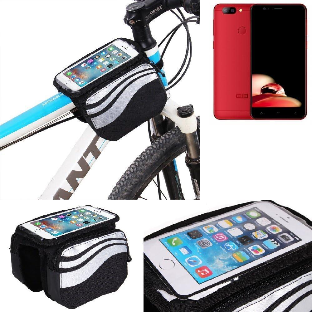 K-S-Trade Bolso Bolsa Funda Bicicleta para Elephone P8 Mini ...