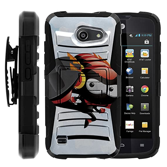 Amazon.com: TurtleArmor | Huawei Tribute Case | AT&T Fusion ...