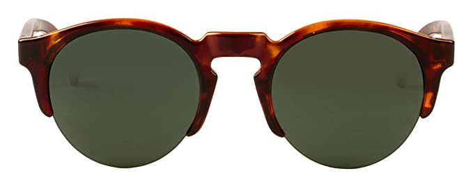 BOHO, Vintage tortoise born with classical lenses - Gafas De Sol unisex multicolor