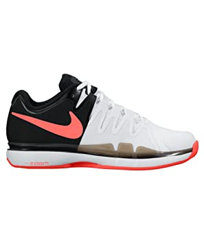 9 5 Clay Chaussures Zoom Nike FemmeBlancnoir Tour Vapor Tennis De 2HID9WE