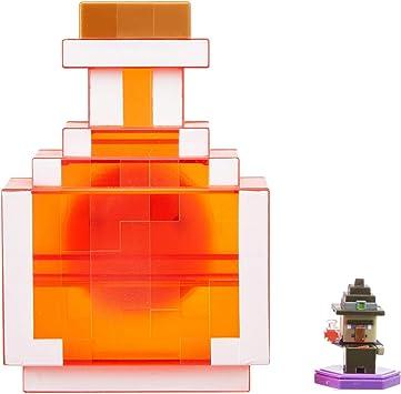 Minecraft - Caja para Transportar Figuras de Juguete Boost Mini (Mattel GKT45): Amazon.es: Juguetes y juegos