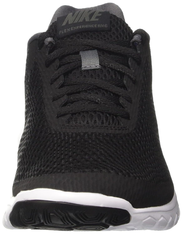 Nike Flex Erfaring Damer Joggesko Svart / Rosa Felger ZWntdd