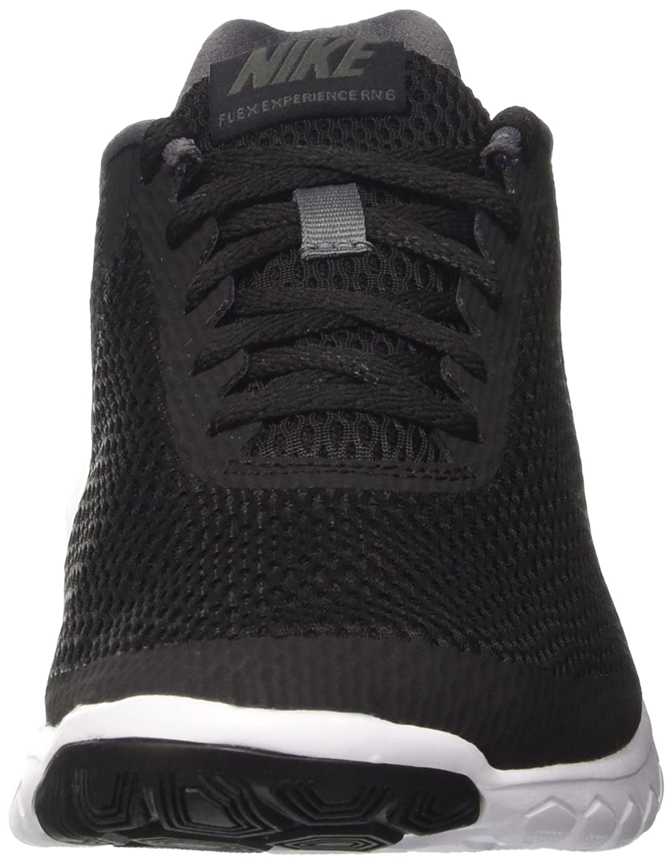 Nike Menns Flex Erfaring Joggesko Svart Blå / Grønn KCJIZZKP3
