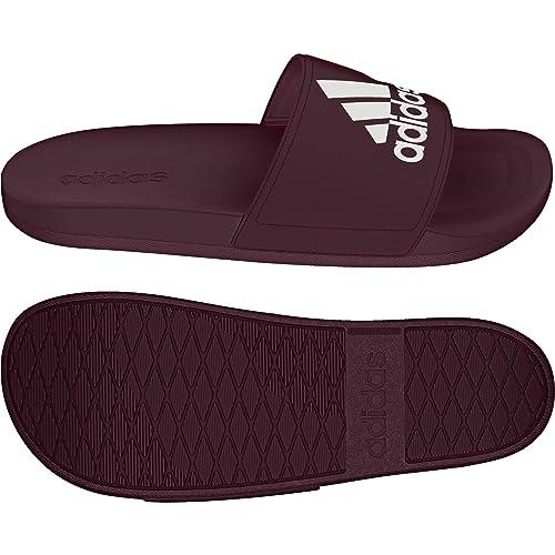 innovative design e03f6 d19d0 adidas Adilette CF Ultra C, Chancletas para Hombre, Rojo ftwblaGranat, 51  EU Amazon.es Zapatos y complementos
