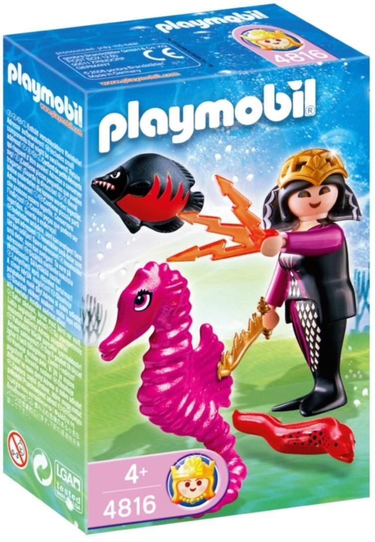 Playmobil 626141 - Mar Reina De Los Mares: Amazon.es ...