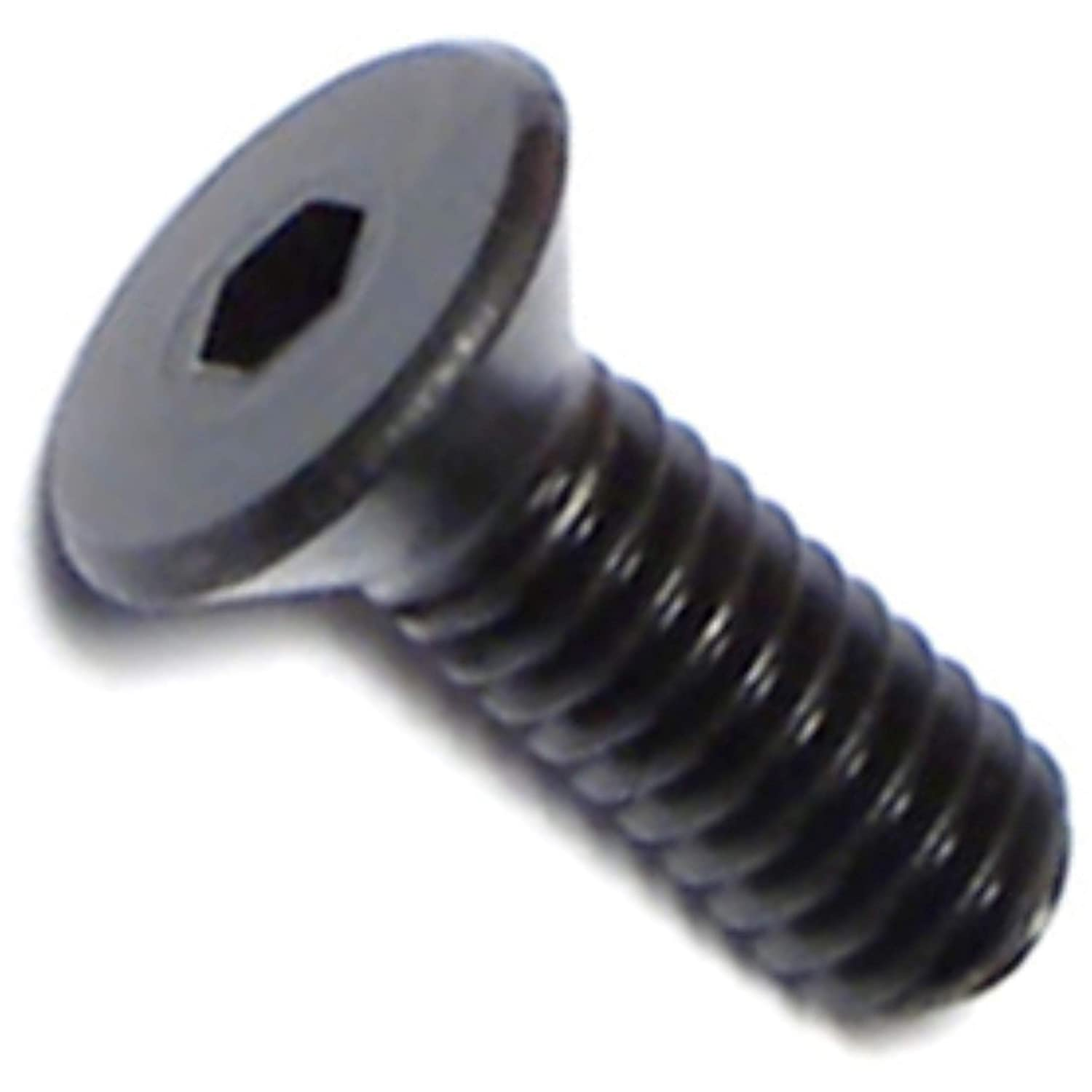 Hard-to-Find Fastener 014973305659 Flat Socket Cap Screws Piece-10 8-32 x 1//2
