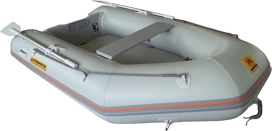 Bateau pneumatique plancher gonflable ORANGEMARINE Annexe