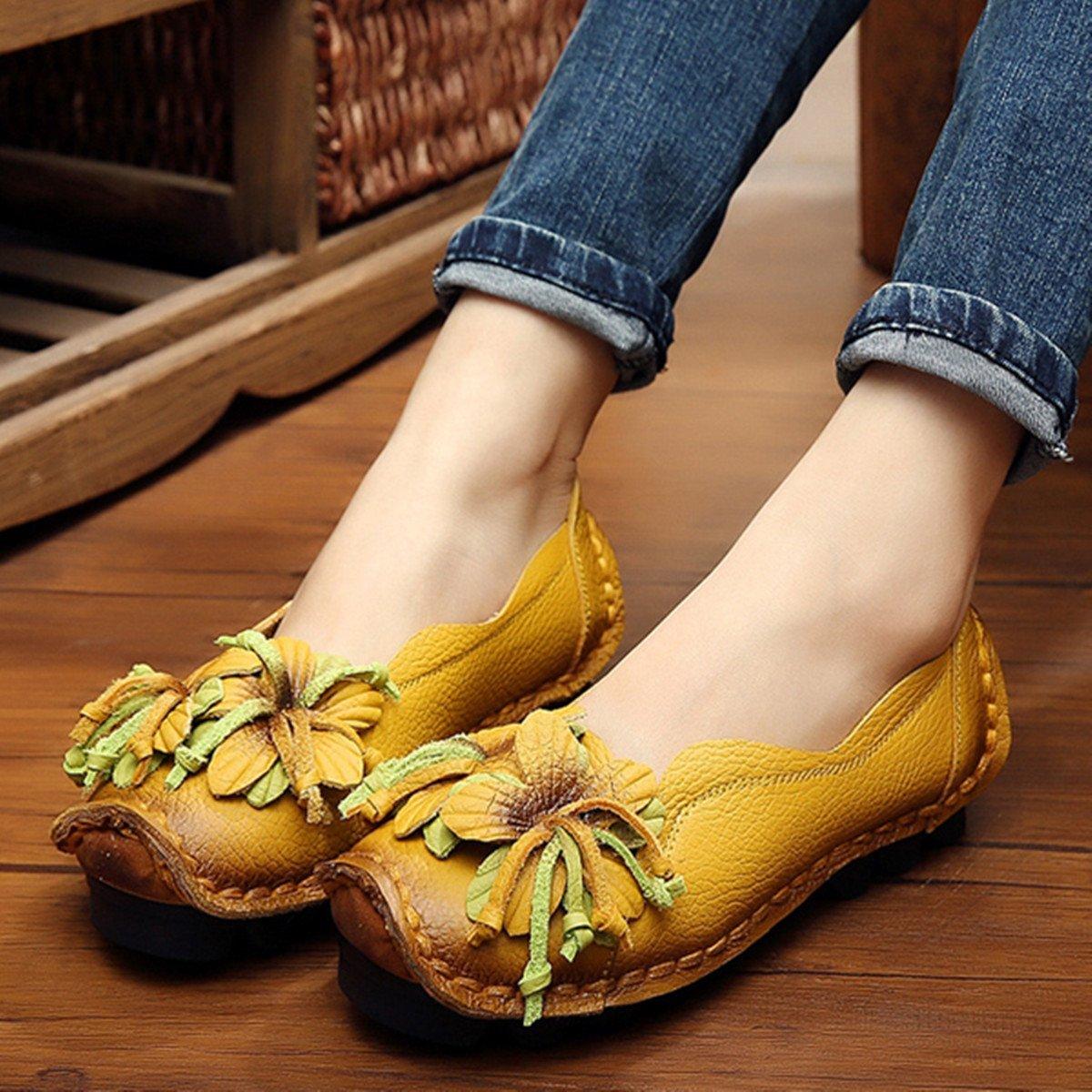 Femme Pour Chaussures Gracosy Bateau Femmeb073qkd56mparent Homme 8Oq0fwf