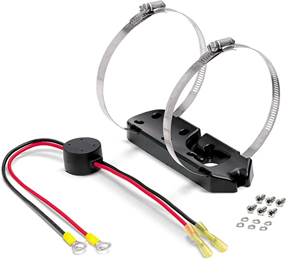 Humminbird 710277-1  XTM-9-HW-T Trolling Motor Transducer For HELIX Series