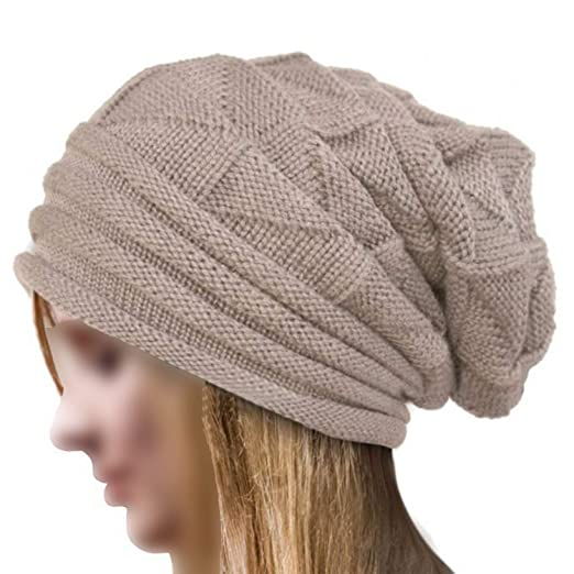 993f838d24744 Image Unavailable. Image not available for. Color  Ron Kite Winter Hats for  Women s hat Wool Knit Beanies Warm ...