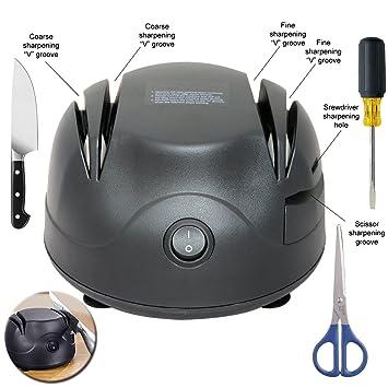 Casa cocina profesional cuchillo eléctrico tijeras Tornillo ...
