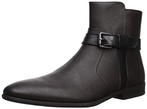 e17cae8e4d6 Calvin Klein Men's Louis Ankle Boot