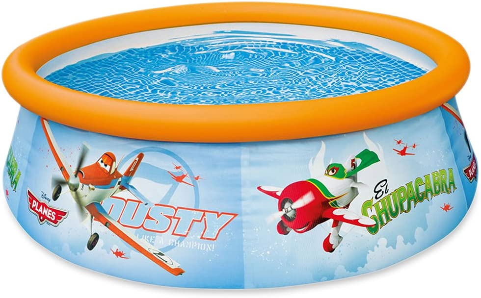 Intex 56207 - Piscina Easy Set con diseño de Planes, 183 x 51 cm