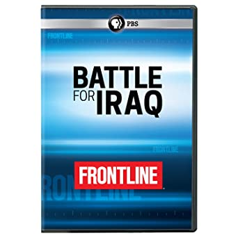FRONTLINE: Battle For Iraq DVD