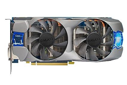 GALAX 66NPH7DN6ZXVZ GeForce GTX 660 2GB GDDR5 - Tarjeta ...