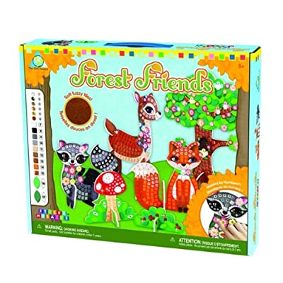 The Orb Factory Sticky Mosaic Original Line - Forest Friends