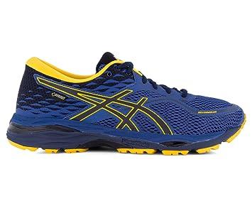 ASICS Hombre – Zapatillas de Running Gel Cumulus 19 GTX, Nachtblau (301)