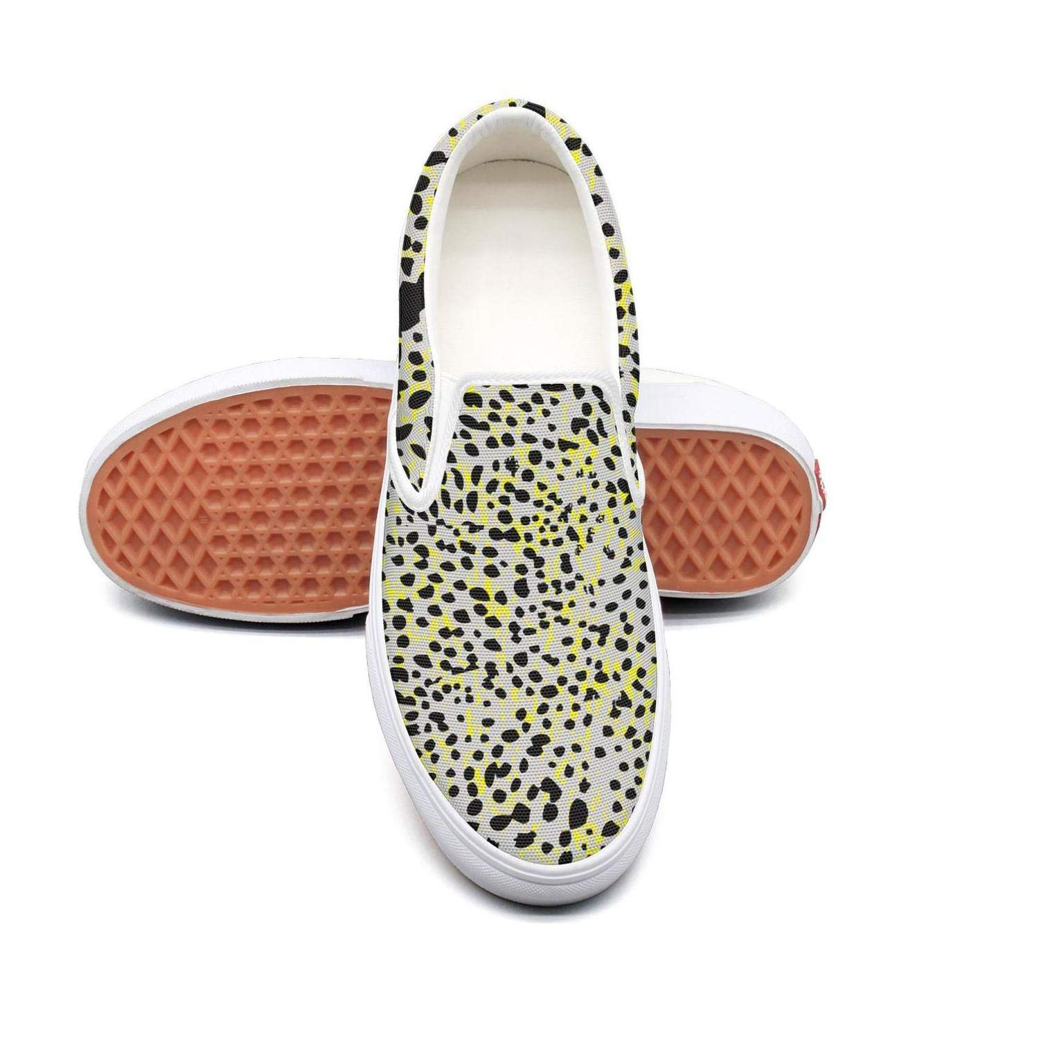 VXCVF Green Leopard Texture Mens Leisure Shoes Designer shoefor Mens