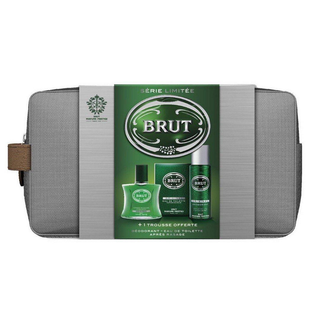 Brut Coffret Cadeau Trousse Original pour Homme