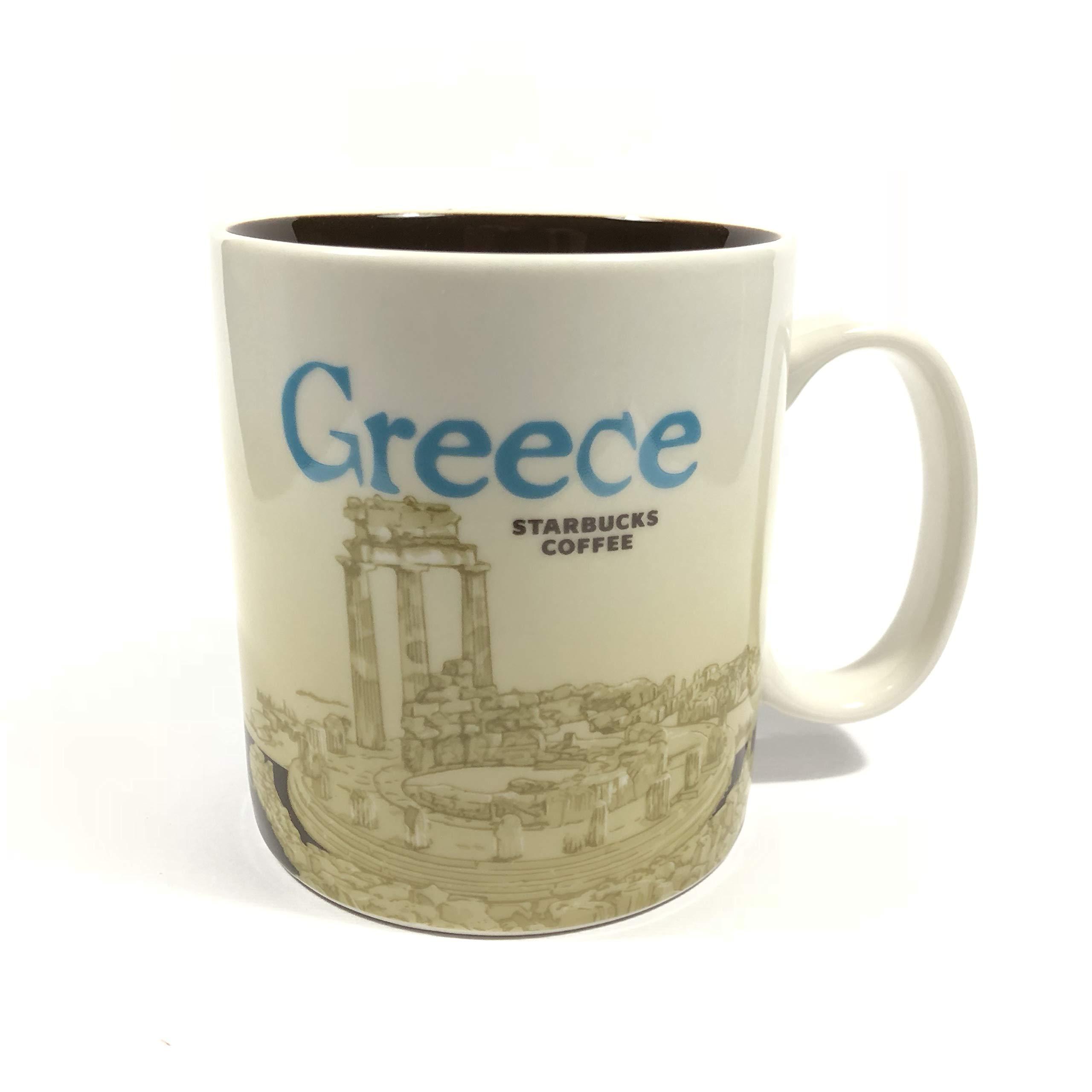 Starbucks Coffee Global Series City Mug GREECE