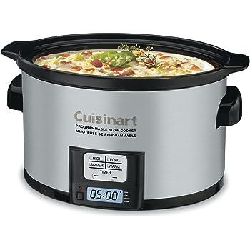 Amazon Com Cuisinart Msc 400 3 In 1 Cook Central 4 Quart